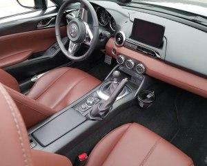 2019 Mazda MX-5 Grand Touring RF (Miata)