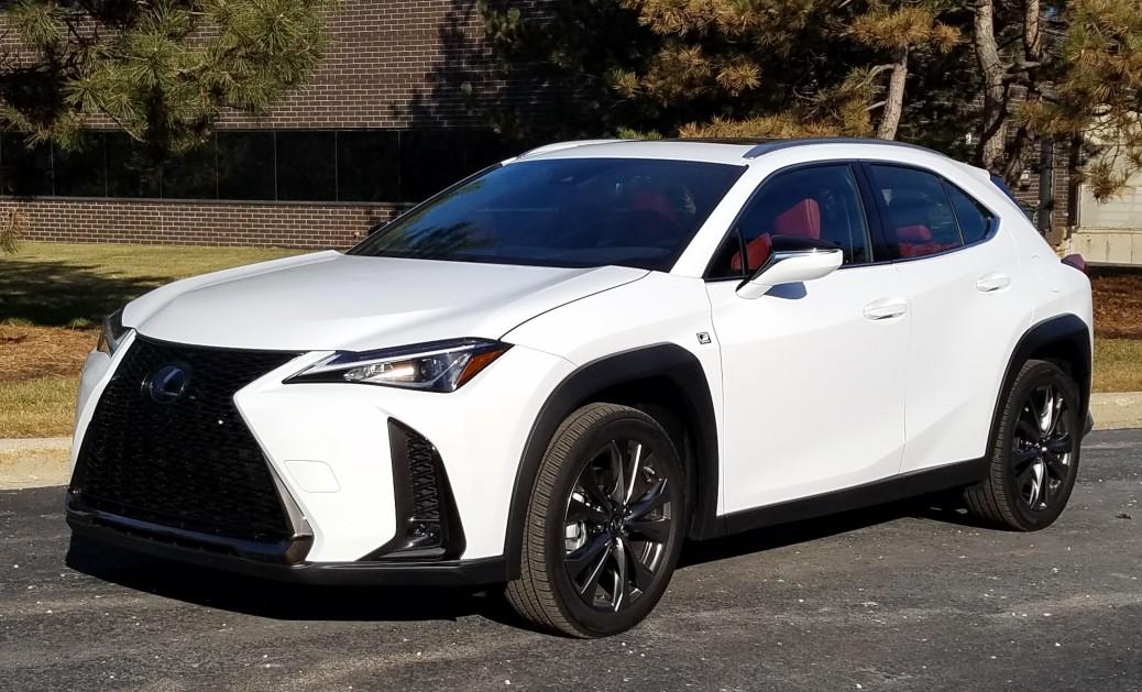 2019 Lexus UX F Sport