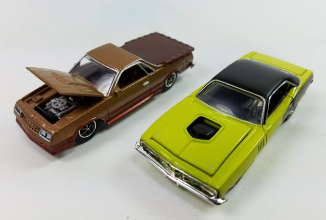 Die-cast: Racing Champions' Mint, Release 3A