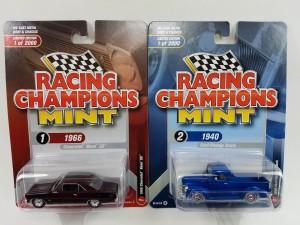 Racing Champions Mint