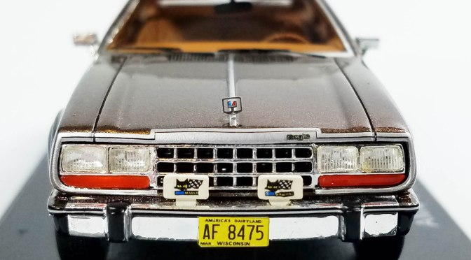 Die-cast: NEO's 1981 AMC Eagle wagon