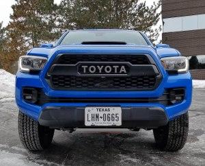 2019 Toyota Tacoma TRD