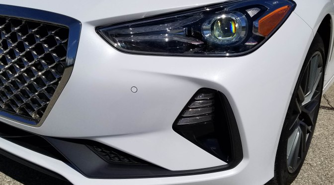 2019 Genesis G70 AWD 3.3T Prestige