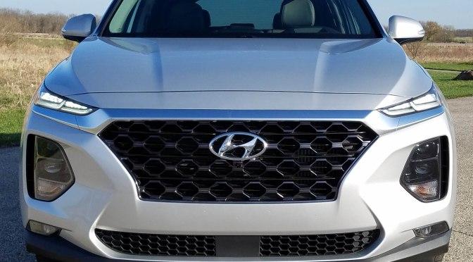 2019 Hyundai Santa Fe Ultimate 2.0T FWD