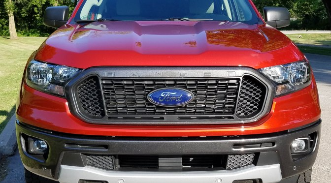 2019 Ford Ranger XLT Supercrew 4×4
