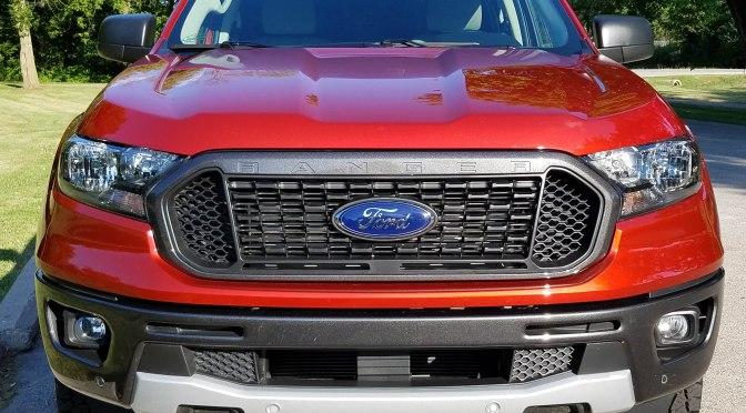 2019 Ford Ranger XLT Supercrew 4×4