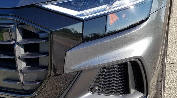 2019 Audi Q8 quattro