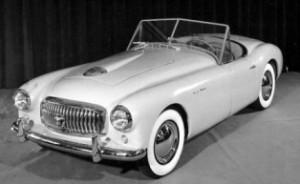 nash healey, sports cars, nash motors, classic sportscars