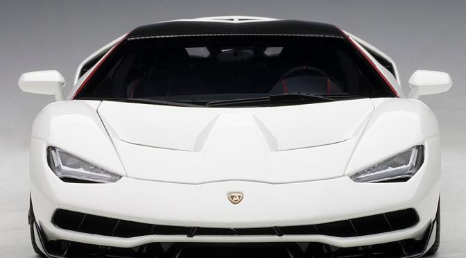 Die-Cast: Autoart Lamborghini Centenario