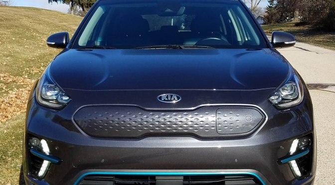 2019 Kia Niro EV EX Premium