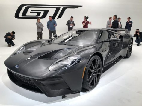 ford gt, ford, supercars, 2020 chicago auto show