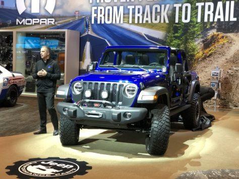 jeep wrangler jpp20, jeep wrangler, jeep, mopar accesories, 2020 chicago auto show
