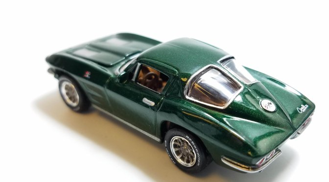 Die-cast: Johnny Lightning 50th Anniversary cars