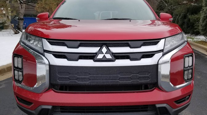 2020 Mitsubishi Outlander Sport 2.4GT AWC