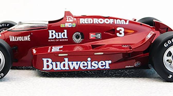 Die-cast:1986 March 86C, Indy 500 winner