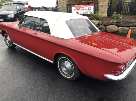 63 corvair, 1963 chevy corvair, corvair, corvair monza, corvair convertible