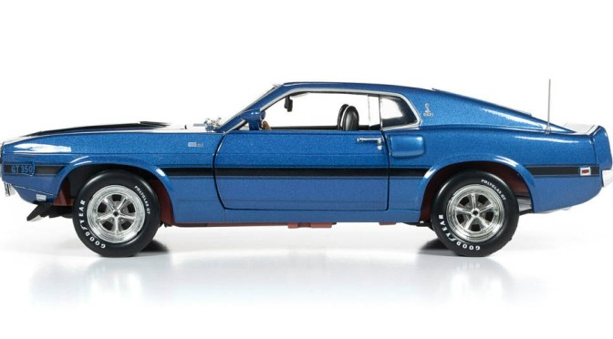 Auto World's 1969 Shelby GT-350 pilot car