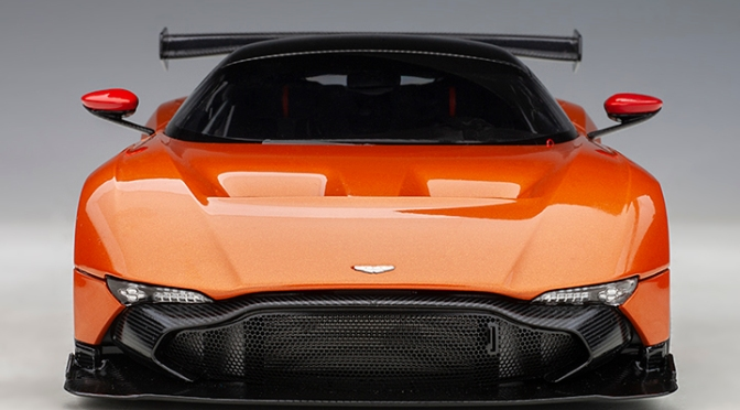 Die-cast: Autoart's Aston Martin Vulcan