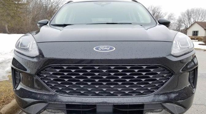 2020 Ford Escape SE Sport AWD Hybrid