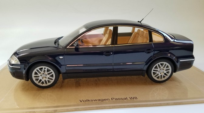 Die-cast: DNA Collectibles'     VW Passat W8