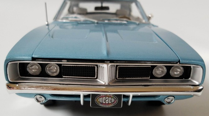 Die-cast: Auto World's 1969 Dodge Charger R/T