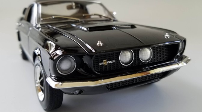 Die-cast: Auto World's 1967 Shelby GT350