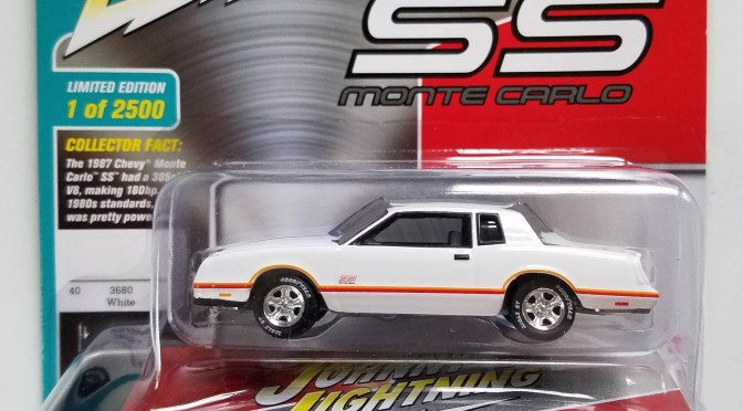 Die-cast: Johnny Lightning Chevy assortment