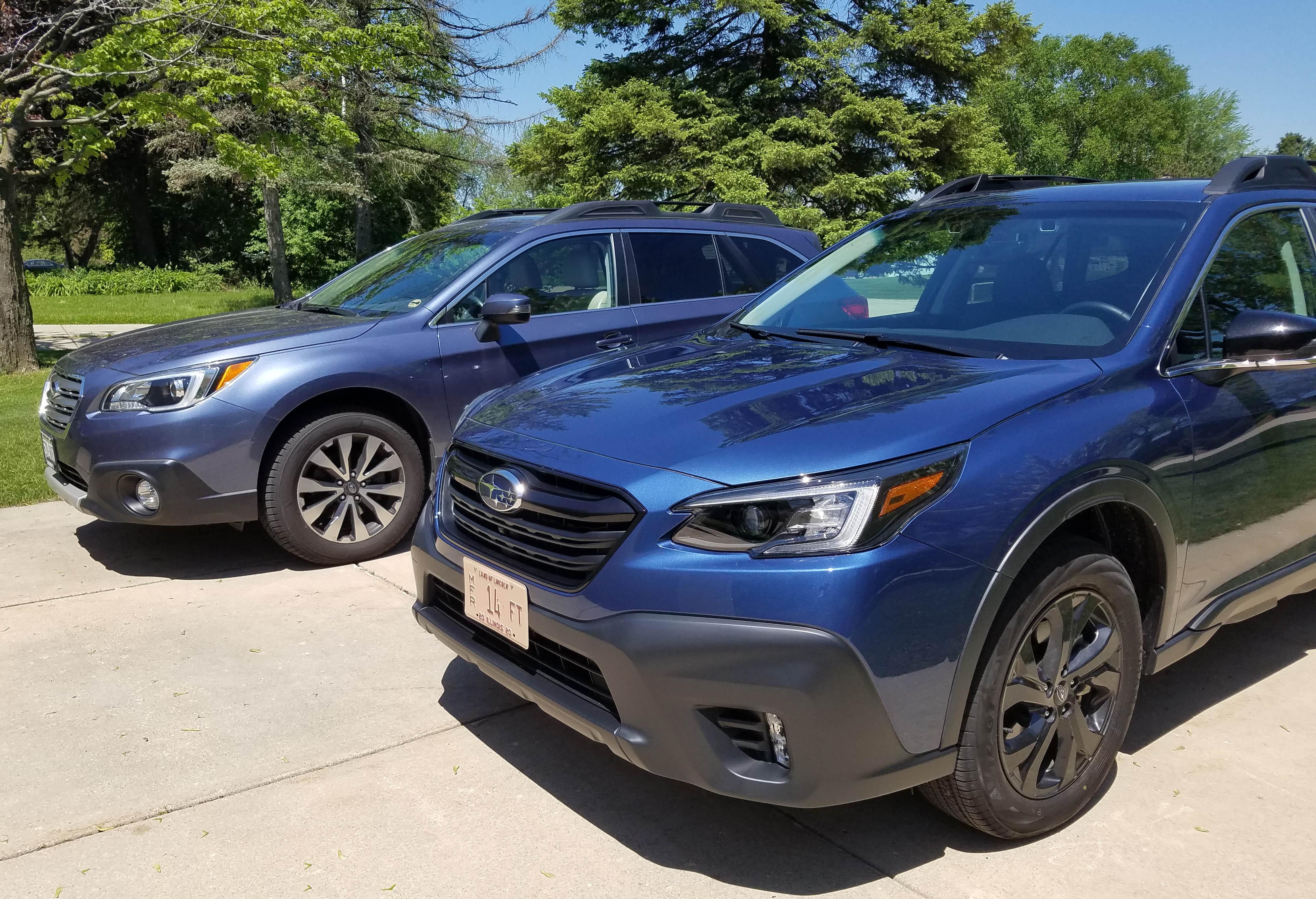 2020 Subaru Outback Onyx Edition Xt Savage On Wheels