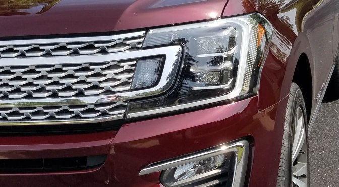2020 Ford Expedition Max Platinum 4×4