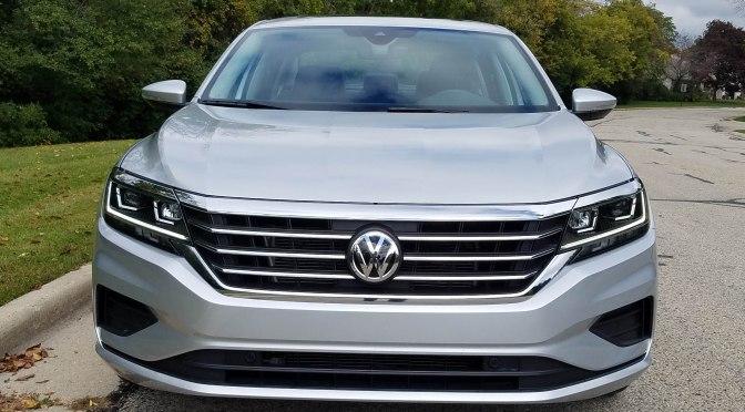 2020 Volkswagen Passat SEL