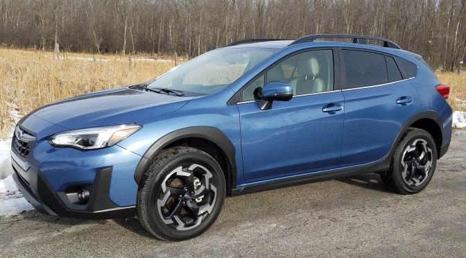 2021 Subaru Crosstrek Ltd.