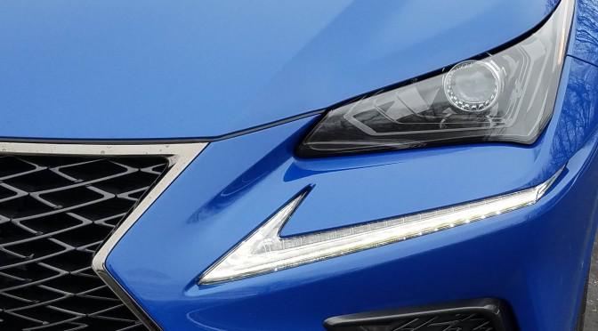 2021 Lexus NX 300h F Sport Black Line