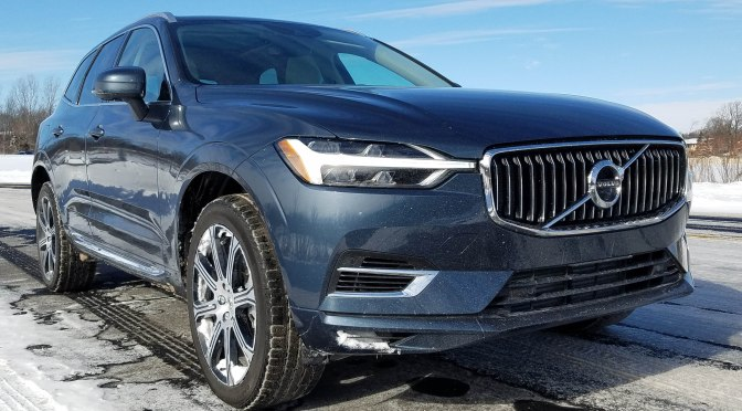 2021 Volvo XC60 Recharge T8 Inscription