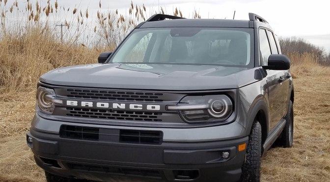 2021 Ford Bronco Sport Badlands 4×4