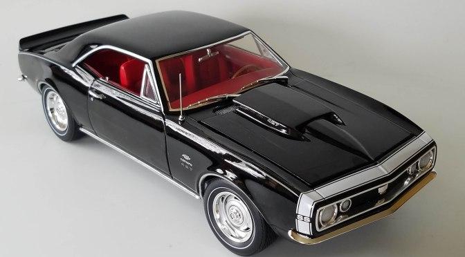 Die-cast:  Auto World – 1967 Yenko Chevy Camaro SS 427
