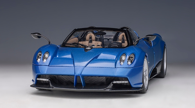 Die-Cast Autoart Pagani Huayra Roadster