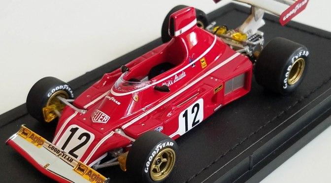 Die-cast: GP Replicas Ferrari 312 B3